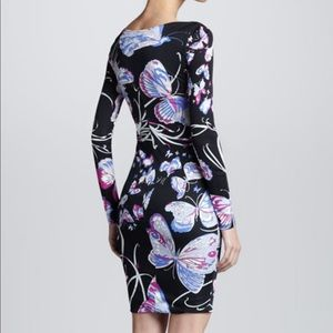 Pucci butterfly dress stunning purple 4